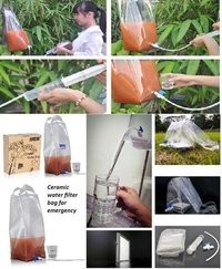 Outdoor Mini Portable Survival Water Filter For Camping