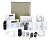 Intrusion Control Burglar Alarms