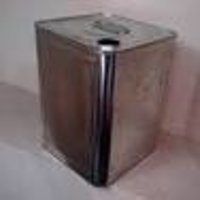 Oil Tin Container