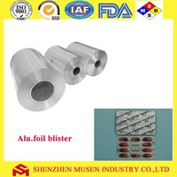 Aluminium Foil Blister