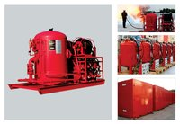 Dry Chemical Skid Systems