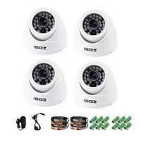 Indoor Speed Dome True Day And Night Camera
