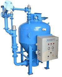 Industrial Pneumatic Ash Handling System