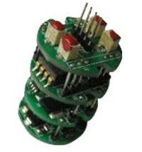 Two-Axis Current Tilt Sensor