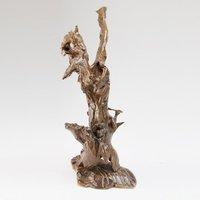 Bamboo Root Artifact