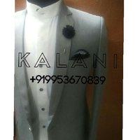 Men Slim Fit Blazer Suit