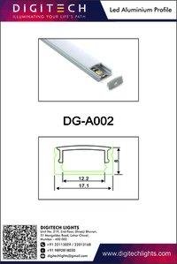 Led Aluminium Profile Dg-A003