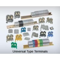 Polyamide Rail Mounted Terminal Block