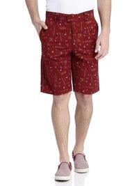 Men'S Designer Cotton Shorts