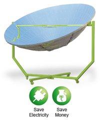 Solar Parabolic Disc Cooker