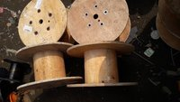 Wooden Cable Drums