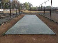 Cemented Cricket Pitch Construction Service