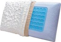 Moulded Gel Memory Foam Pillow