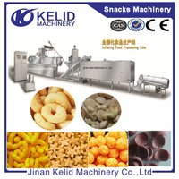Top Quality Puffed Snacks Making Machine