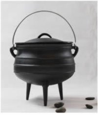 Three Legs Potjie Pot