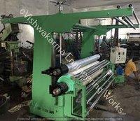 Heavy Fabric Embossing Machine
