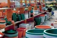 Plastic Household Pots