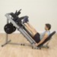 Body Solid Leg Press And Hack Squat