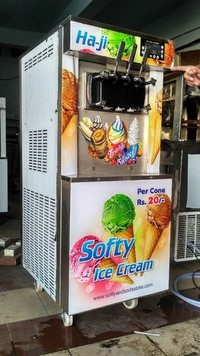 Smart Commercial Softy Ice Cream Machine