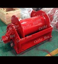 High Performance Hydraulic Winch