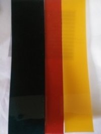 Pvc Strips In Different Colors
