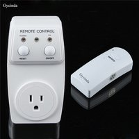 Through-Wall Energy Smart Remote Controlled Wireless Light Socket Switch