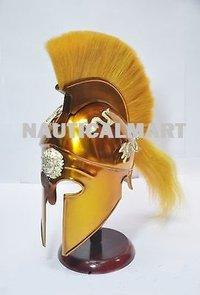 Greek Corinthian Helmets<
