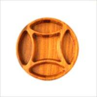 Wooden Partition Plates