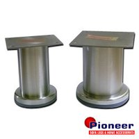 Durable Stainless Steel Sofa Legs