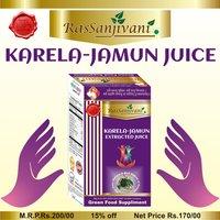 Ras Sanjivani Karela Jamun Juice