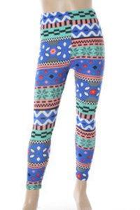 Girls Knitted Legging