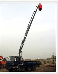Articulated Knuckle Boom Cranes