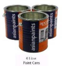 4 Litre Paint Can