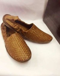 Gents Leather Monk Shoes
