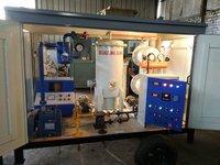 Transformer Oil Filtration Plant