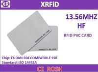 Rfid Passive Card