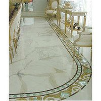 Inlay Floor Marble