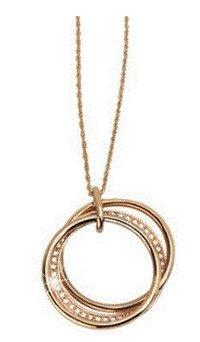Loop In Loop Long Chain Necklace