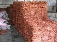 Metal Cooper Wire Scrap