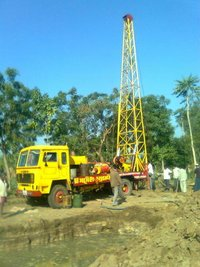 Scientific Services For Finalization Of Spot For Making Wells For Goundwater