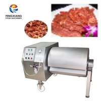 Vacuum Type Meat Rolling And Tumbling Machine
