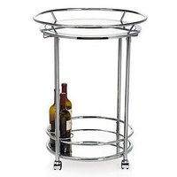 Glass Bar Table