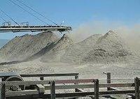 High Grade Coal Ash