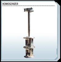 High Speed Homogenizer