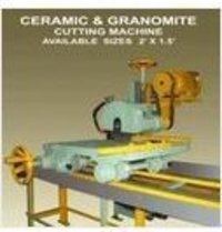 Ceramic And Granite Cutting Machines