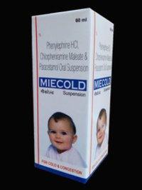 Miecold Syrup