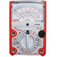 Metroq Mtq 890 10-1000v Ac Analog Multimeter