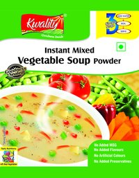 Instant Mixed Vegetable Soup Powder