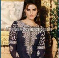 Ladies Embroidery Georgette Suits