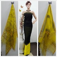 Maheshwari Handloom Silk Cotton Designer Suits